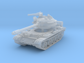 T55 A Tank 1/285 in Smooth Fine Detail Plastic