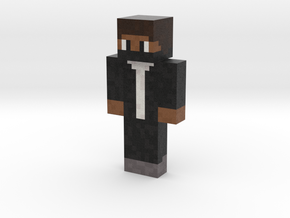skin (5) | Minecraft toy in Natural Full Color Sandstone