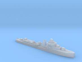 Brazilian Amazonas class destroyer 1:1800 WW2 in Smoothest Fine Detail Plastic