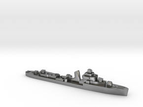 Brazilian Acre class destroyer 1:2400 WW2 in Natural Silver