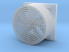 "1/64 ""S"" Scale 72"" Barn Exhaust Fan in Smooth Fine Detail Plastic"