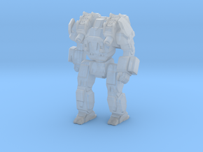 Medium Mech Shadow Spirit in Smooth Fine Detail Plastic