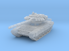 T-72 BM 1/120 in Smooth Fine Detail Plastic