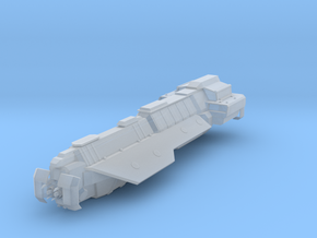 Halo Athens Class Carrier in Smooth Fine Detail Plastic