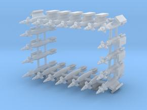 GBU-10 Paveway II 1-Rack in Smooth Fine Detail Plastic: 1:144