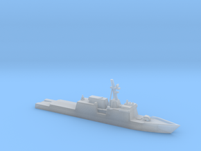 1/1800 Huntington Ingalls Patrol Frigate Design in Smooth Fine Detail Plastic