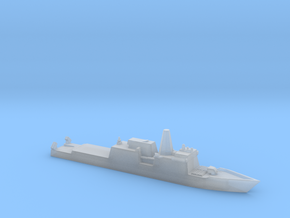 1/2400 Scale Huntington Ingalls FFGX Proposal in Smooth Fine Detail Plastic