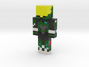 OmgMan | Minecraft toy in Natural Full Color Sandstone