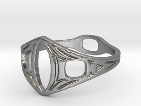 Ring from a Dream in Natural Silver: 5.25 / 49.625
