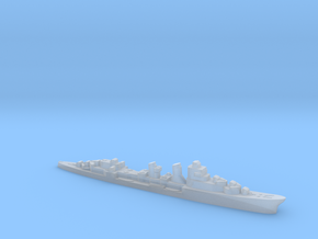 Spanish Mendez Nunez AA cruiser 1:2400 in Smoothest Fine Detail Plastic