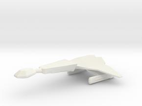 Klingon D14 in White Natural Versatile Plastic