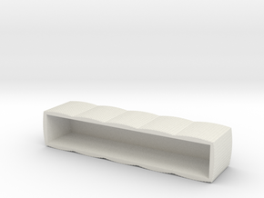 BASTION-5UDB-H0 in White Natural Versatile Plastic