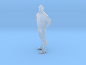 Printle L Homme 010 - 1/72 in Smooth Fine Detail Plastic