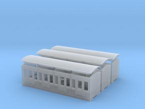 N6.5 (Nn3) Train in Smoothest Fine Detail Plastic