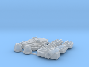NLC  MPJaguar Monk Remodeling Set in Smooth Fine Detail Plastic