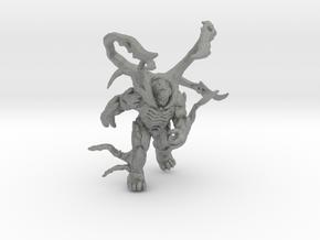 Gears of War Infected Berserker mini boardgame siz in Gray PA12