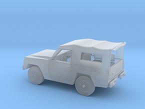Nissa-Patrol-MC-4-H0-LONA-ABIERTA in Smooth Fine Detail Plastic