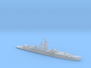 1/1250 Scale Russian Kresta I Cruiser in Smooth Fine Detail Plastic