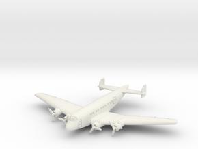 Junkers Ju 90 1/144 in White Natural Versatile Plastic