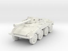 Sdkfz 234-4 1/100 in White Natural Versatile Plastic