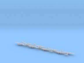 LeO 45 & AM.354 w/Gear x8 (FUD) in Smooth Fine Detail Plastic: 1:700