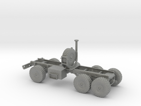 1/72 Scale MTVR Tractor Chassis Mk 31 in Gray PA12