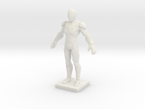Printle V Homme 1127 - 1/24 in White Natural Versatile Plastic