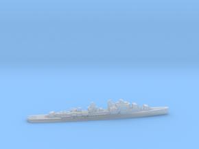 USS Shannon destroyer ml 1:3000 WW2 in Smoothest Fine Detail Plastic