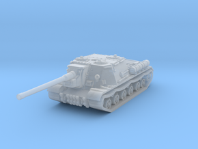 ISU-122 1/220 in Smooth Fine Detail Plastic