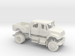 1/72 International CXT Kit in White Natural Versatile Plastic