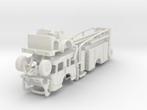 1/87 2019 Philadelphia Spartan MetroStar SQURT in White Natural Versatile Plastic