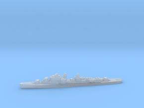 USS Tolman destroyer ml 1:3000 WW2 in Smoothest Fine Detail Plastic