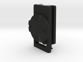 Bike light adaptor - Niterider Lumina to Garmin Ed in Black Natural Versatile Plastic