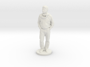 Printle C Homme 309 - 1/24 in White Natural Versatile Plastic
