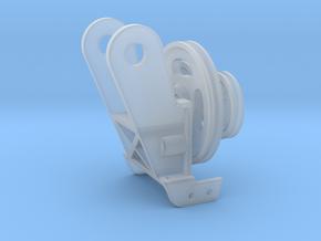 Seilführung für Pistenraupe PB600 in 1:18 in Smooth Fine Detail Plastic