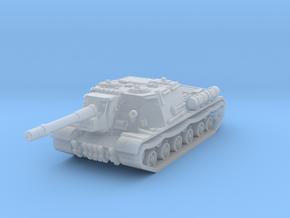 ISU-152 1/220 in Smooth Fine Detail Plastic