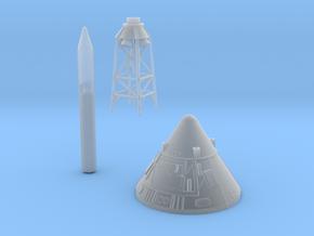 Apollo BPC LES 1:48 for Dragon in Smooth Fine Detail Plastic