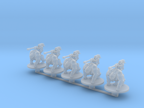 kroot Krootox mercenary 6mm Infantry Epic in Smooth Fine Detail Plastic