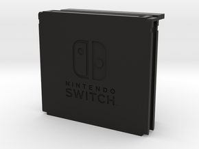 Switch game storage controller (set, Switch logo) in Black Natural Versatile Plastic