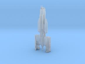 UNSC Nevada Light cruiser 16cm in Smooth Fine Detail Plastic