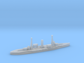 Spanish Alfonso XIII battleship 1920 1:1800 in Smoothest Fine Detail Plastic
