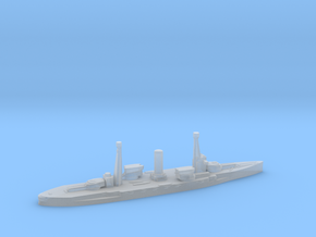 Spanish Alfonso XIII battleship 1920 1:2400 in Smoothest Fine Detail Plastic
