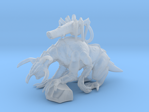 Alien Hive Mother in Smooth Fine Detail Plastic