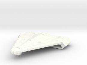 2500 Quasar Fire class Light Carrier in White Processed Versatile Plastic