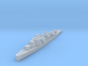 USS Harry F. Bauer destroyer ml 1:2400 WW2 in Smoothest Fine Detail Plastic