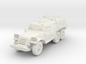 BTR-152 K 1/76 in White Natural Versatile Plastic