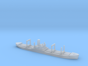 US Type C2 freighter 1:1800 WW2 in Smoothest Fine Detail Plastic