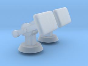 1/72 Comm uplink in Smooth Fine Detail Plastic