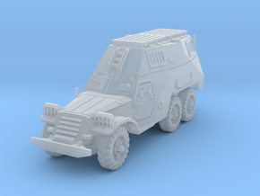 BTR-152 S 1/144 in Smooth Fine Detail Plastic