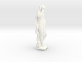 figure  in White Processed Versatile Plastic